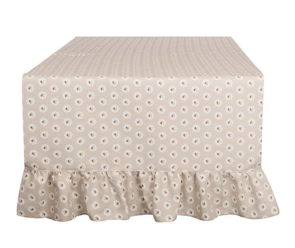 Coco Grey Asztali futó 50x160 cm