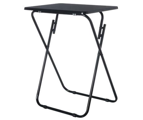 Thom Black Összecsukható asztalka