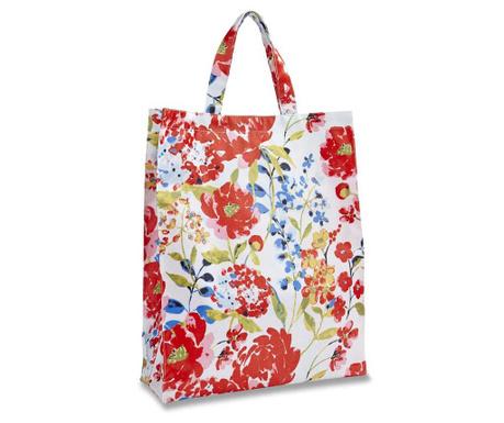 Wodoodporna torba na zakupy Flower Life M