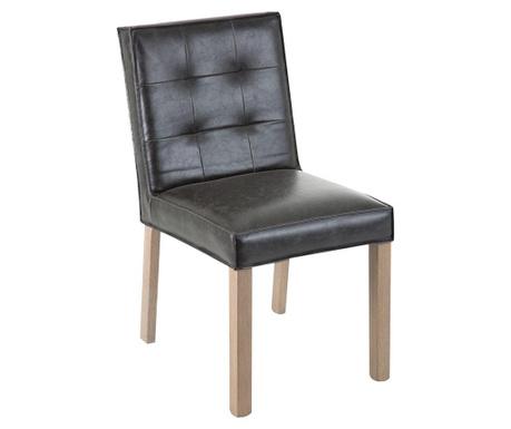 Krzesło Smooth Black