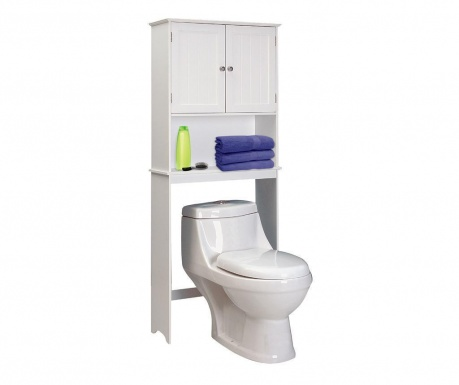 White Fürdőszobai szekrény