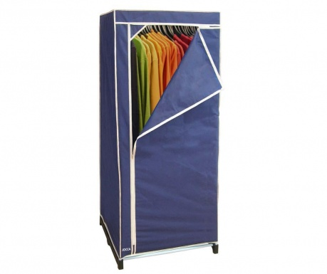 Blue and White Stripes Textil szekrény