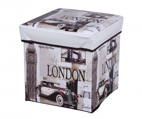 Taburet pliabil London