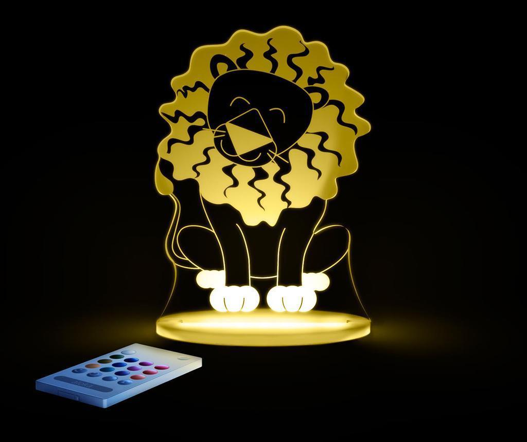 Lion Éjjeli fény