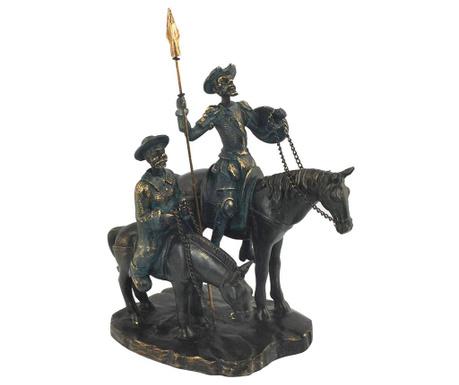 Dekorace Don Quixote and Sancho Panza