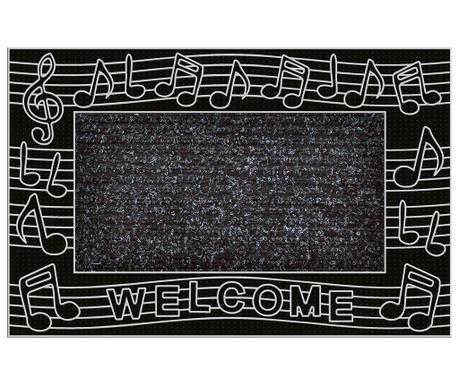 Music Lábtörlő szőnyeg 45x70 cm