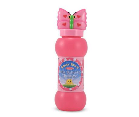 Zabawka z bańkami mydlanymi Bella Butterfly Bubbles 235 ml