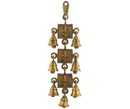 Dekoracja ścienna Ganesha Bells Seven