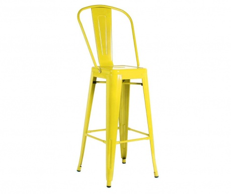 Бар стол Rostov Yellow