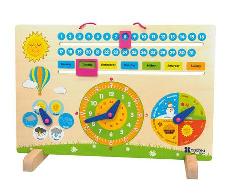 Zabawka edukacyjna Seasons