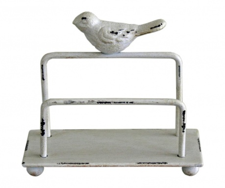 Поставка за писма White Bird