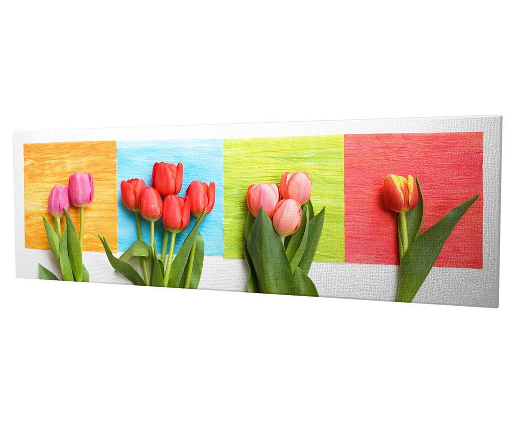 Tulips Kép 30x80 cm