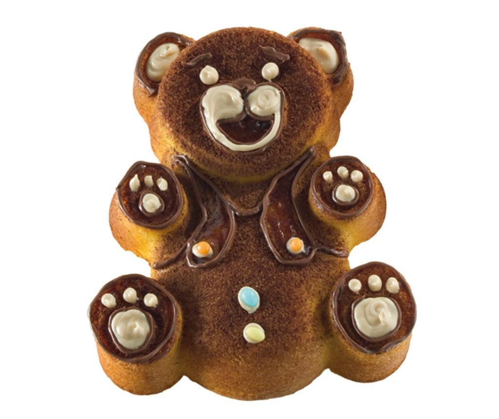 Forma de copt Teddy Bear
