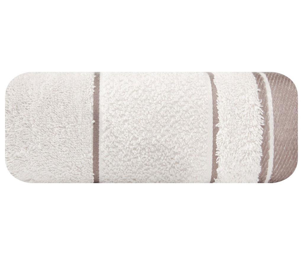 Kopalniška brisača Moris Beige 70x140 cm