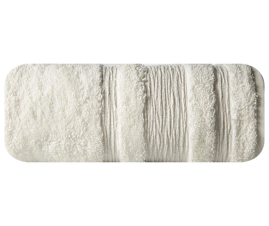Kopalniška brisača Alice Cream 50x90 cm