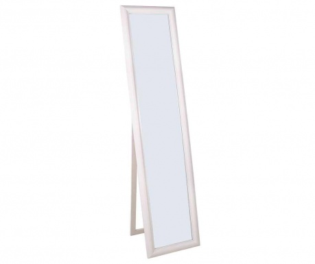 Високо огледало Sanzio White