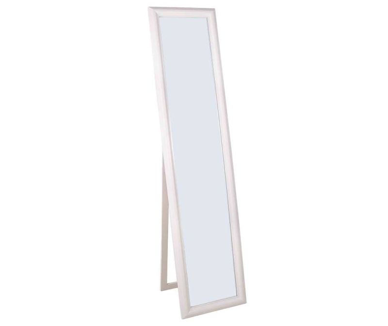 Podlahové zrcadlo Sanzio White