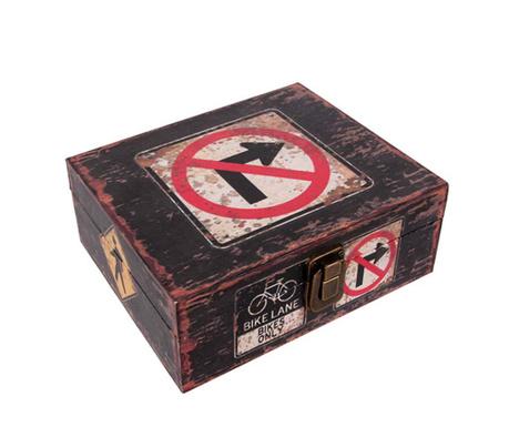 Кутия с капак Bike Line