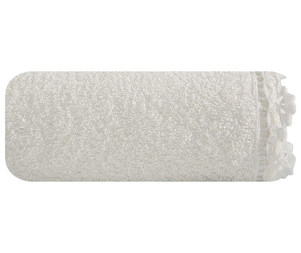 Kupaonski ručnik Angela Cream 70x140 cm