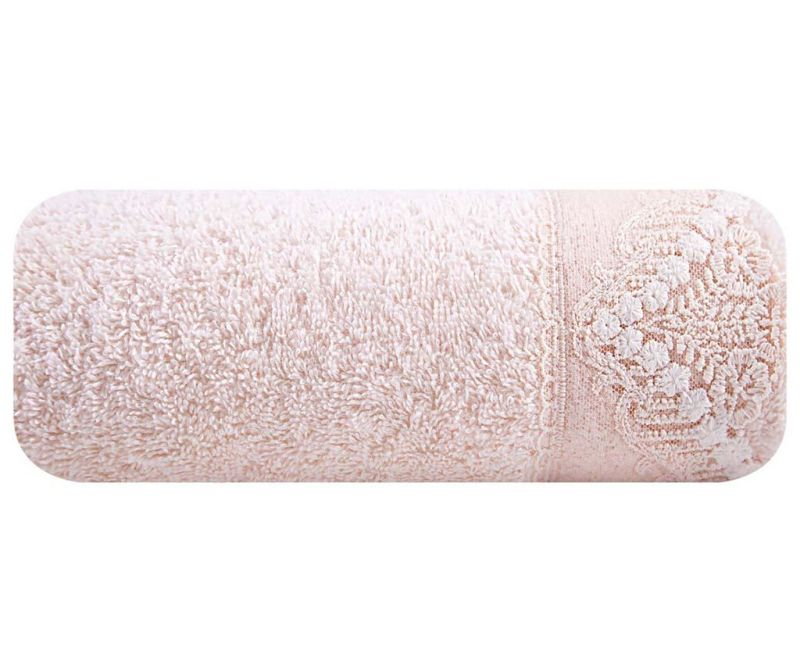 Polly Pink Fürdőszobai törölköző 70x140 cm