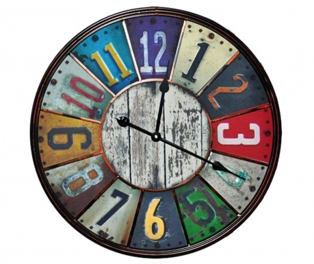 Стенен часовник Vintage Time