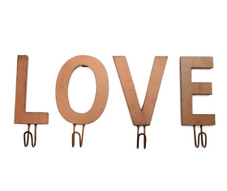 Комплект 4 закачалки Rust Love