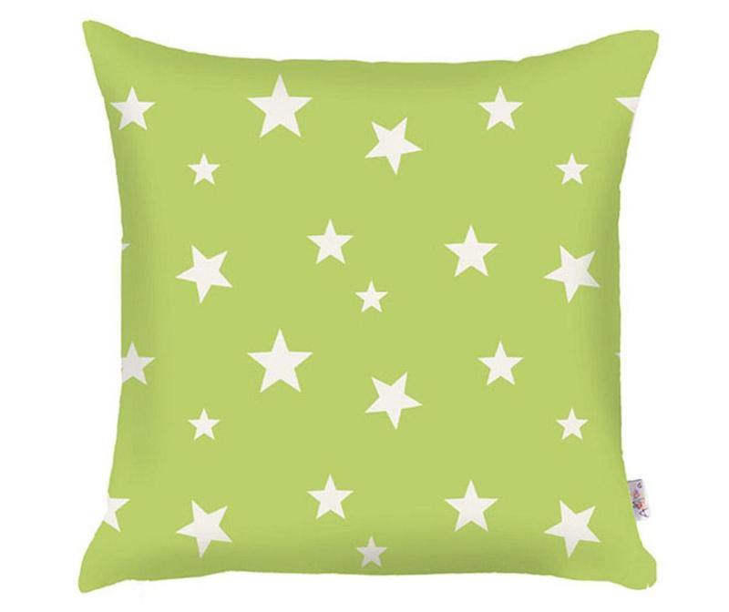 Jastučnica Stars Green