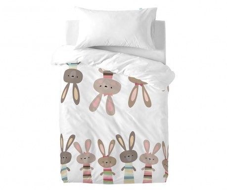 Set de patut Cute Rabbits Uni