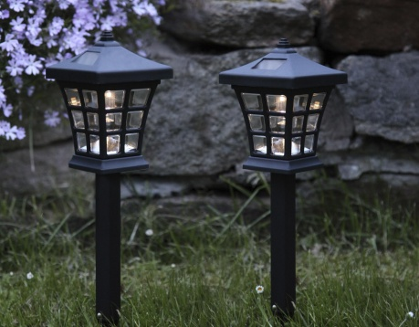 Set Lampi Solare.Set 2 Lampi Solare Pathlight Vivre Ro