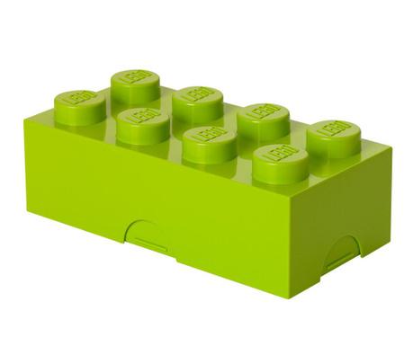 Kutija za užinu Lego Green