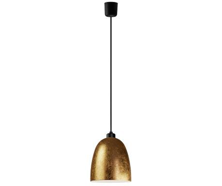 Závěsná lampa Awa Gold