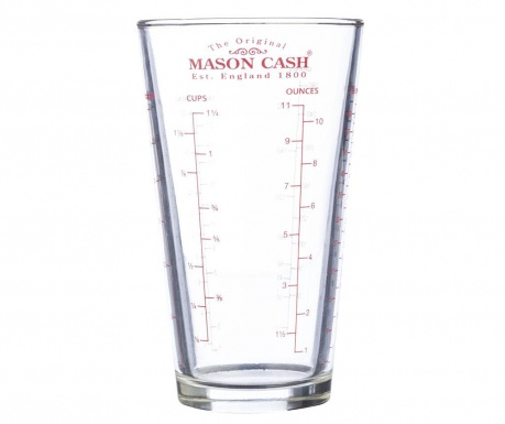 Merilni kozarec Simple 325 ml
