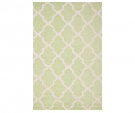 Tepih Ava Light Green Ivory