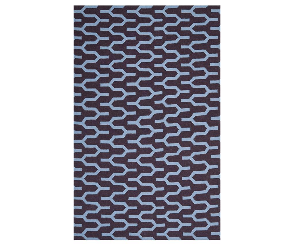 Karina Purple Blue Szőnyeg 182x274 cm