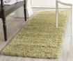 Covor Crosby Shag Green 91x152 cm