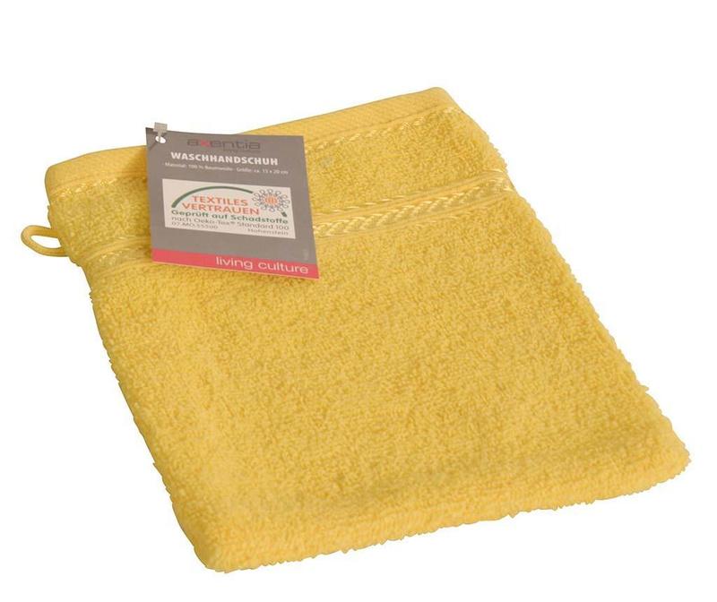 Kopalniška rokavica Loretta Yellow