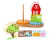 Joc puzzle 10 piese Farm
