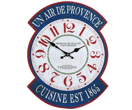 Wall clock Un Air de Provence