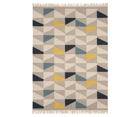 Dywan Hackney Geo Mustard 160x230 cm