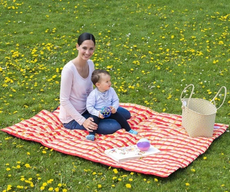 Patura pentru picnic Molly 135x175 cm