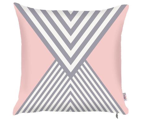 Prevleka za blazino Sonya Pink 43x43 cm
