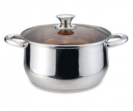 Posuda za kuhanje sa poklopcem Muhler Gliss 4.8 L