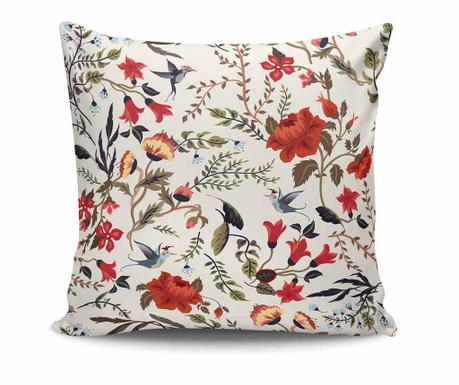 Poszewka na poduszkę Flowers 45x45 cm