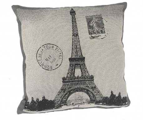 Dekorační polštář Eiffel 43x43 cm