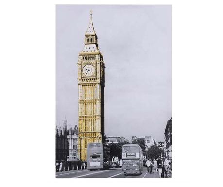 Obraz Big Ben 60x90 cm