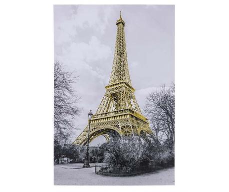 Картина Eiffel 60x90 см