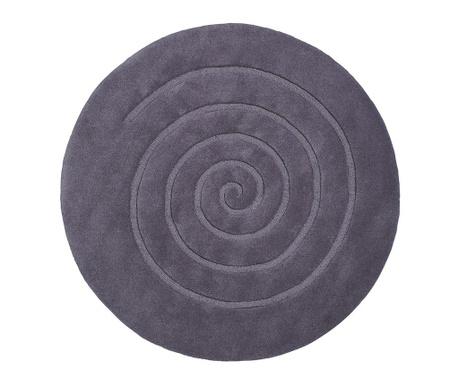 Covor Spiral Grey