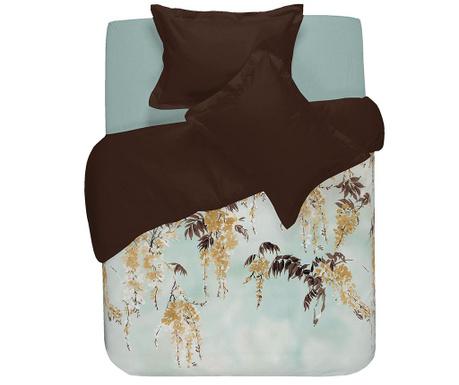 Спално бельо Single Ranforce Robinia Chocolate