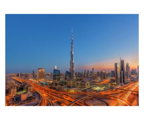 Burj Khalifah Tapéta 254x366 cm