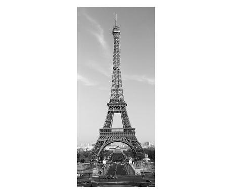 La Tour Eiffel Ajtótapéta 86x200 cm